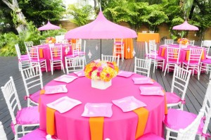 Umbrella Bridal Shower at Villa 221