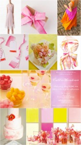 Inspiration Board: Watercolor Wedding Shower