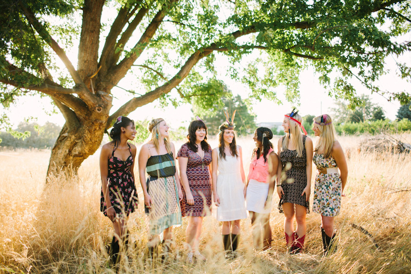 Boho Chic Bachelorette Party Trueblu