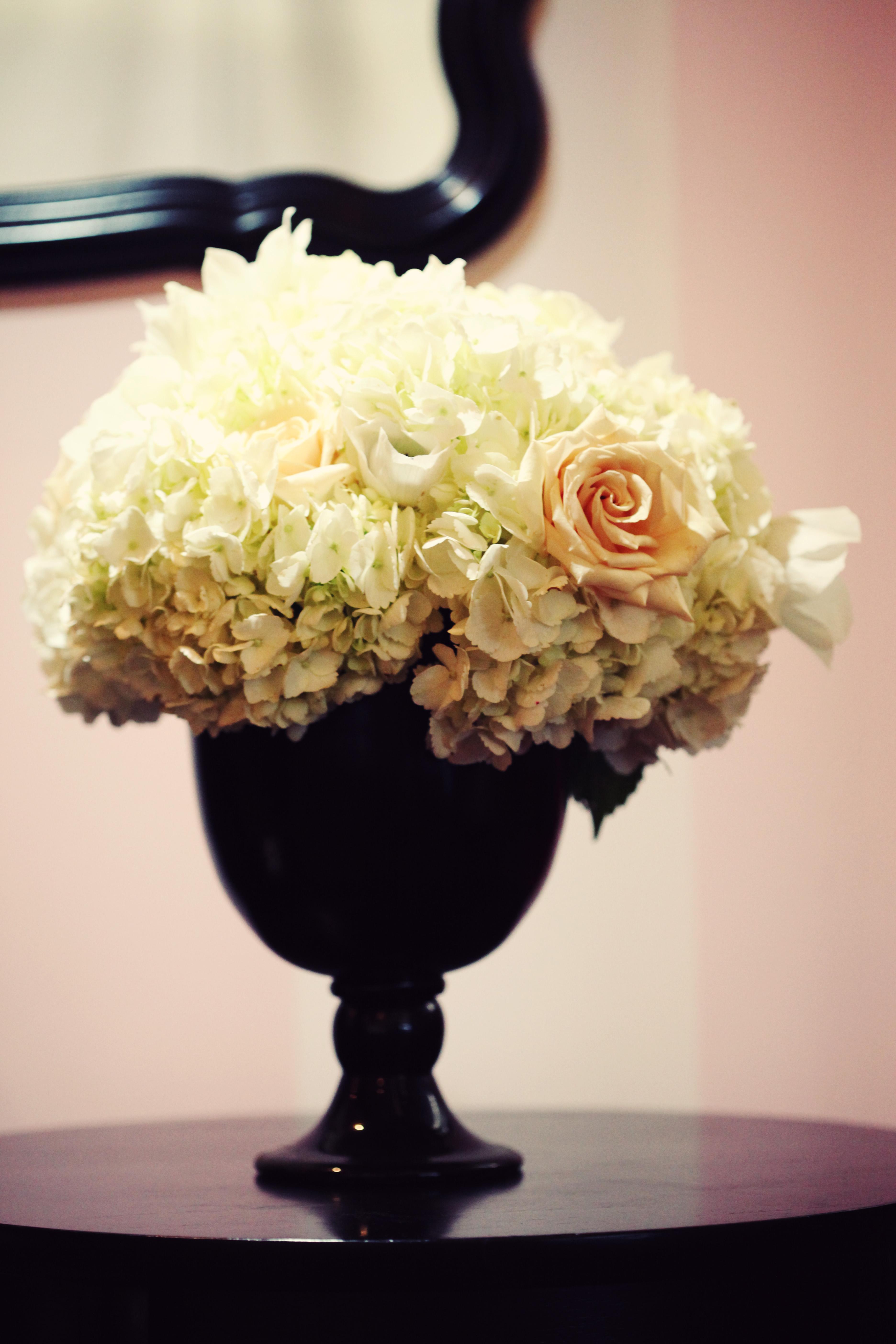 Party Centerpieces Ideas : Coco chanel inspired bridal shower trueblu bridesmaid