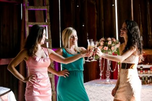 Champagne & Spice Bridal Shower