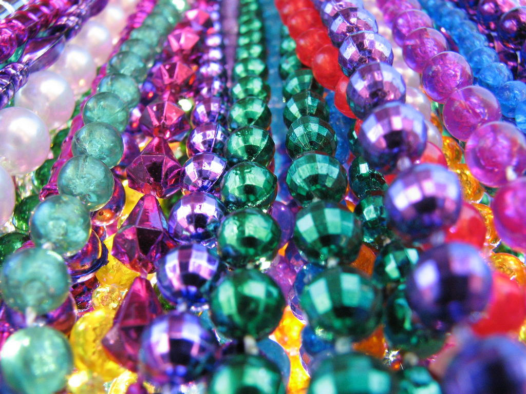 Mardi Gras-Inspired Party Favors