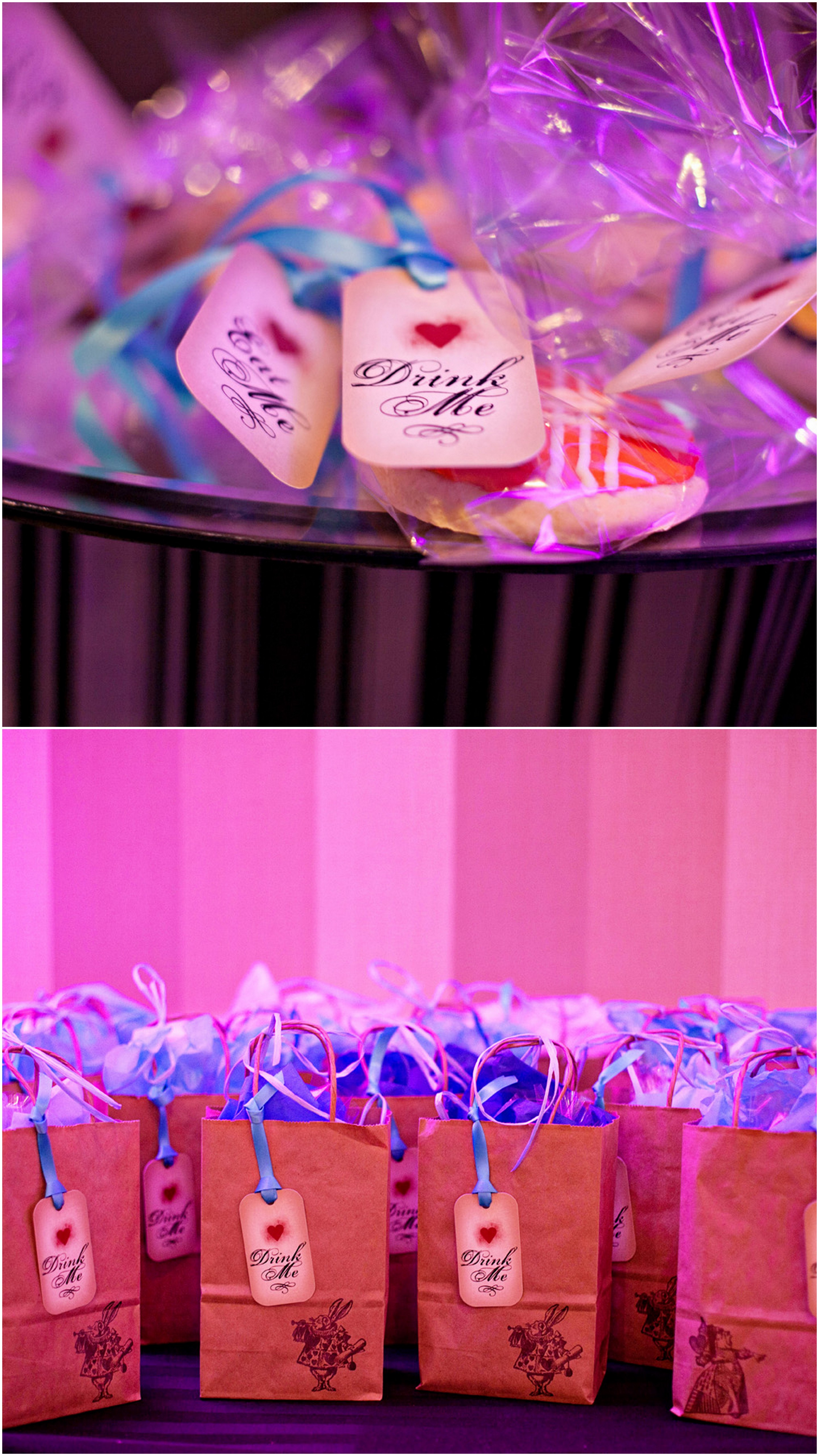 Alice in Wonderland Bridal Shower Inspiration - TrueBlu   Bridesmaid ...
