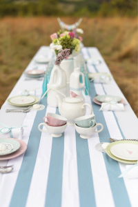 Outdoorsy Bridal Shower