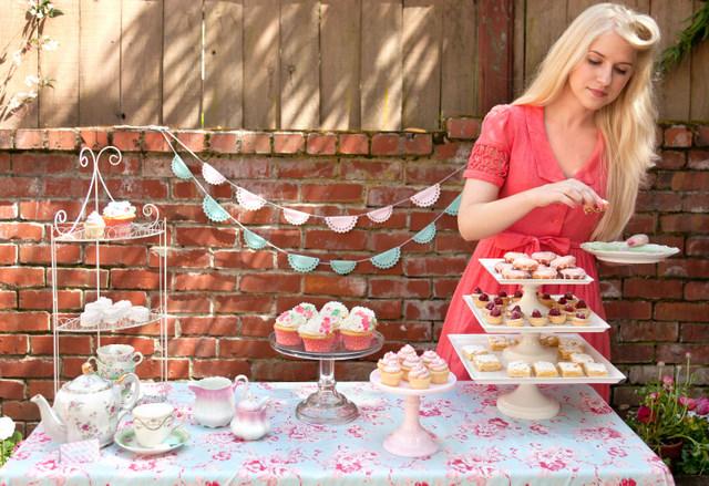 How to Plan an Amazing Bridal Shower Tea - TrueBlu | Bridesmaid ...