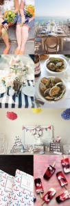 Summer Nautical Bridal Shower Inspiration from Ultimate Bridesmaid