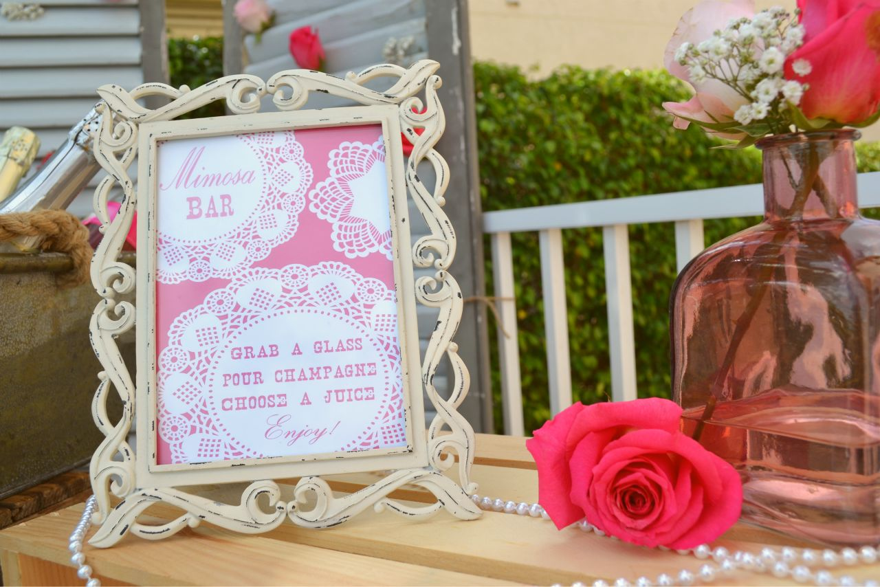 Shabby Chic Wedding Decor 42 Ideal Rentals
