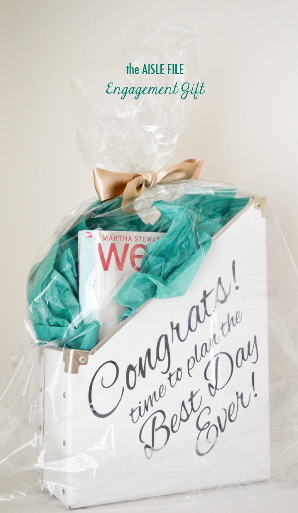 7 engagement party gifts