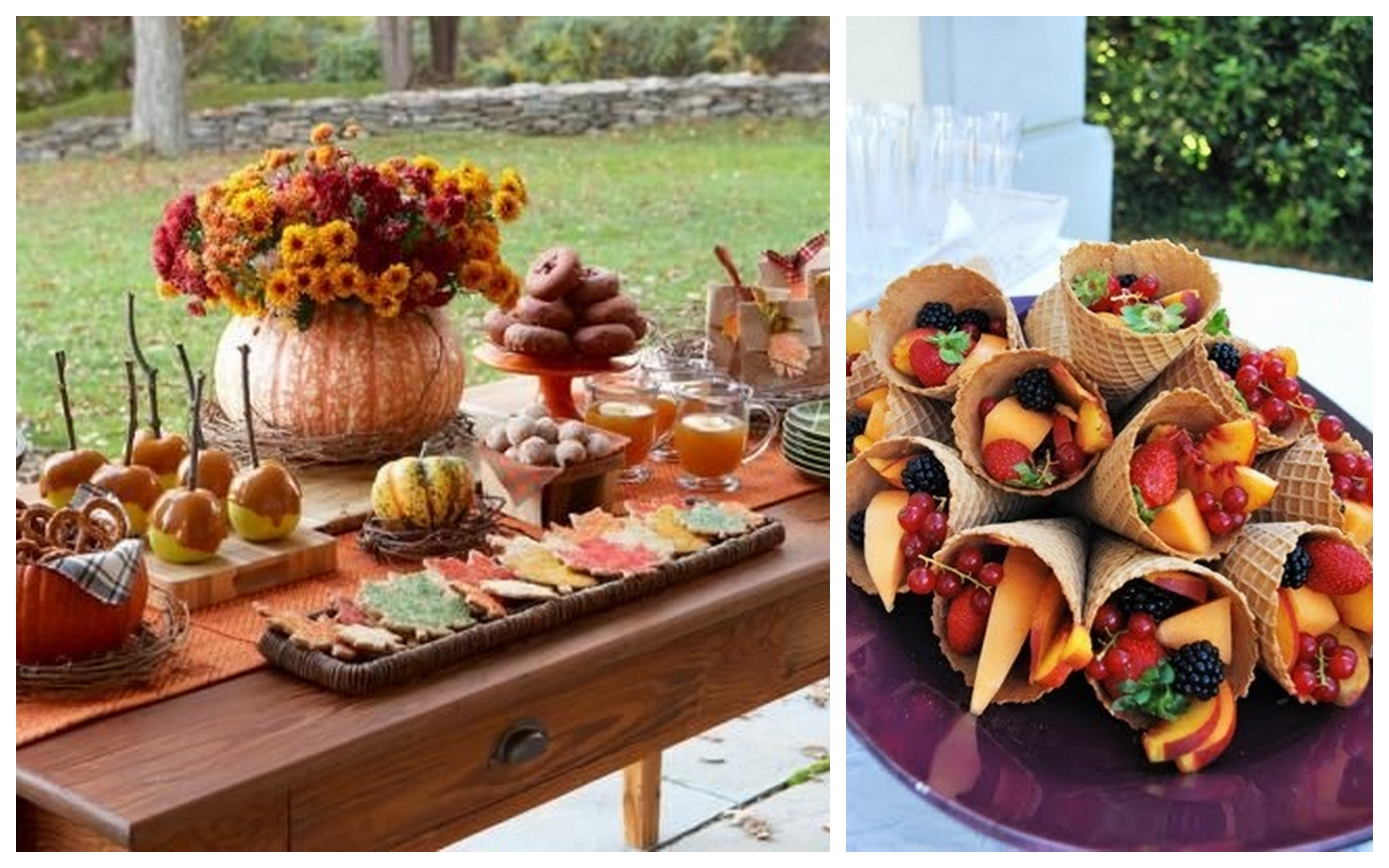 Fall bridal shower ideas and inspiration trueblu