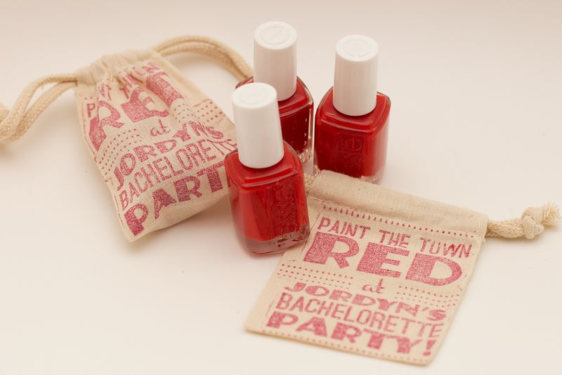 Tasteful Bachelorette Party Favors