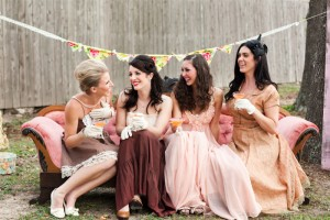 Everything You Need to Throw a Shabby Chic Bridal Shower