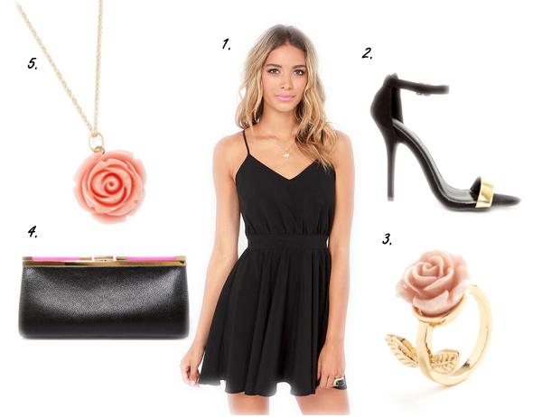Little Black Dress For Every Occasion Trueblu Bridesmaid