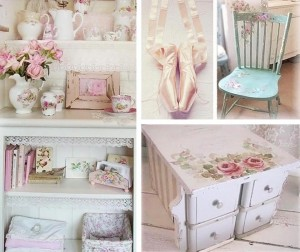 Shabby Chic Bridal Shower Ideas and Inspiration
