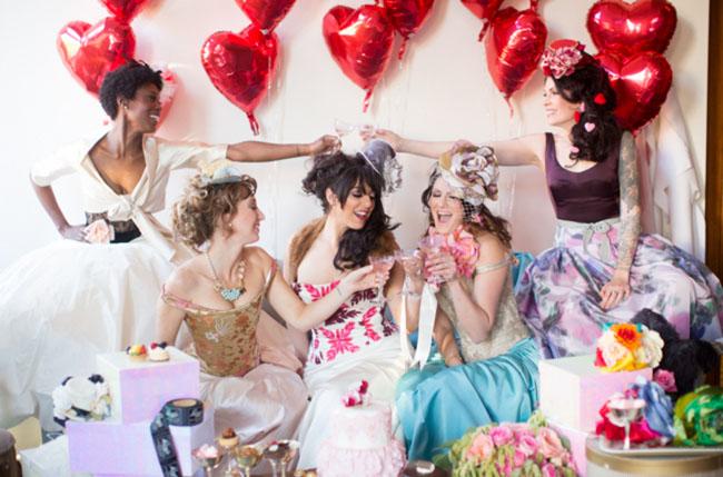 popular bridal shower themes trueblu bridesmaid resource for bridal shower and bachelorette party ideas mytrueblucom