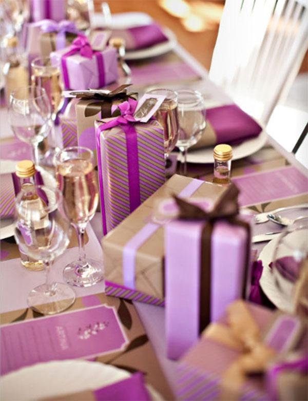 Radiant Orchid Bridal Shower Ideas Trueblu Bridesmaid