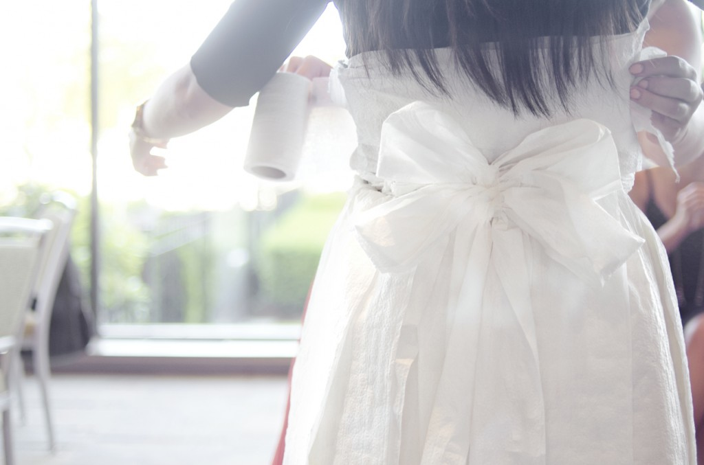 Amy s pink and white bridal shower trueblu bridesmaid
