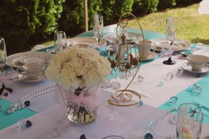 Breakfast at Tiffany's Bridal Shower Ideas