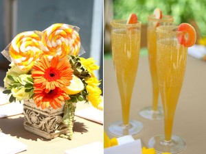 Summer Bridal Shower Ideas