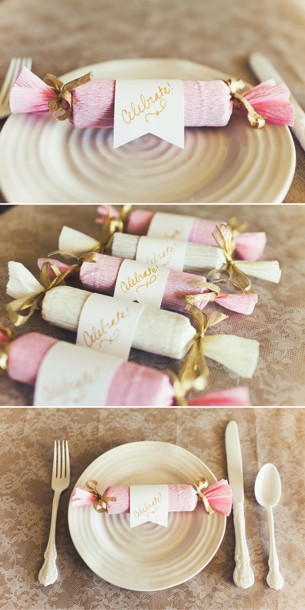 Candy Wedding Favors 21 Simple Photo source Style Me