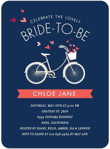Bridal Bicycle