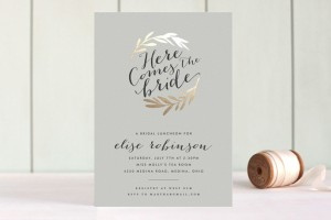 Bridal Shower Invitations from Minted