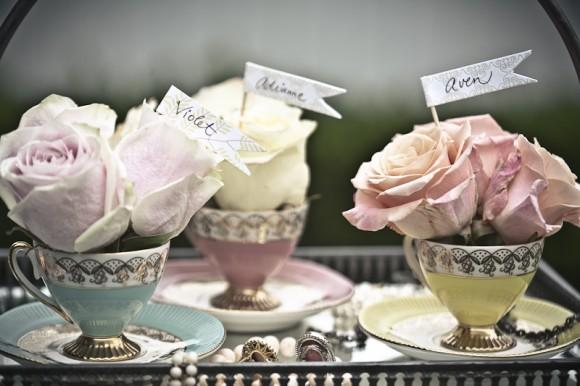 pastel bridal shower ideas