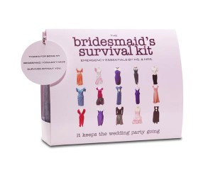Wedding Day Emergency Kits for Bridesmaids