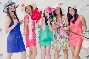 How to Make a Bachelorette Party Photo Booth