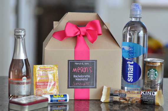 Putting together a bachelorette hangover kit trueblu bridesmaid bachelorette survival kit by sweet tea paper 21 solutioingenieria Choice Image