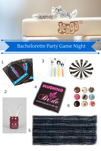 How to Host a Bachelorette Party Game Night