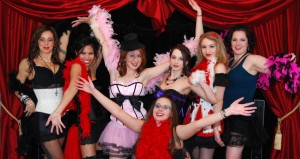 Burlesque Bachelorette Party: Shimmy, Shake, Celebrate!