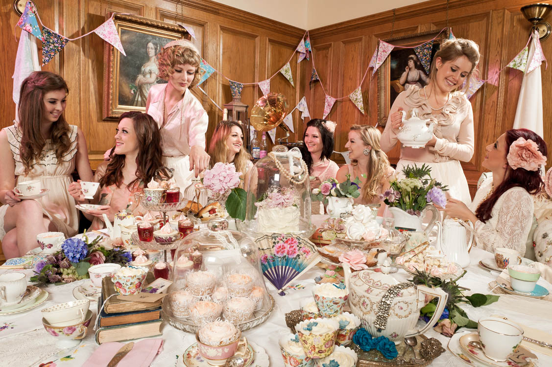bridal shower etiquette