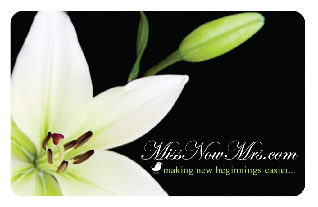 Miss Now Mrs., $29.95