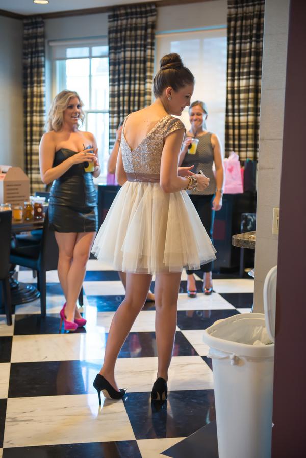 Lbd And Karaoke Bachelorette Party Trueblu Bridesmaid