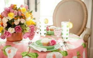 Spring Bridal Shower Themes
