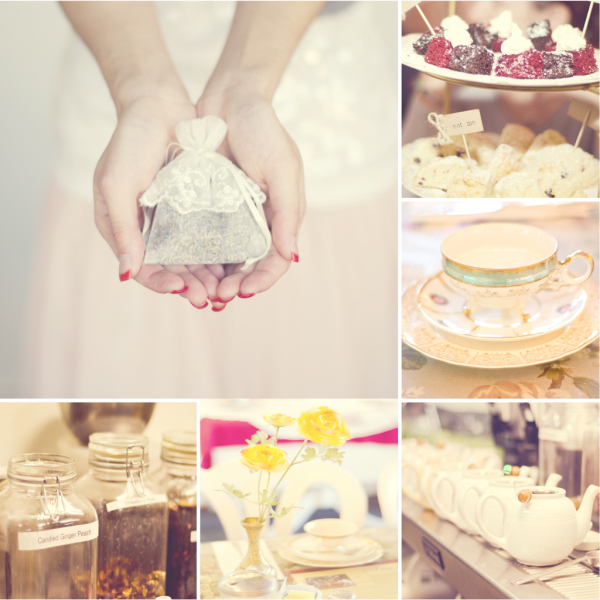 Photo by Elizabeth Le via Little Vegas Wedding