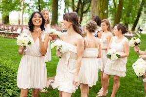 4 Ways to Re-wear a Bridesmaid Dress