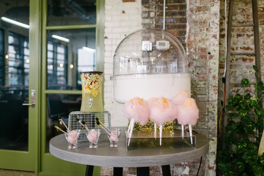 Glam Bachelorette Party Sweets by Sean Money + Elizabeth Fay