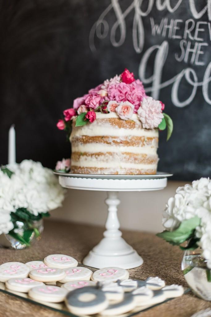 Kate Spade Bridal Shower Theme by B. Jones Photography