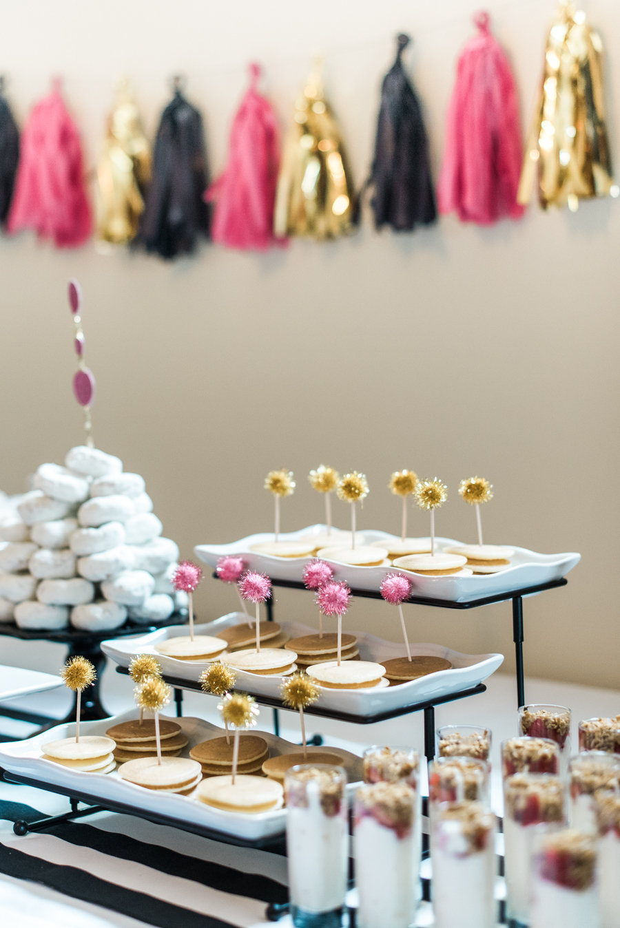 Kate Spade Inspired Bridal Shower Trueblu Bridesmaid
