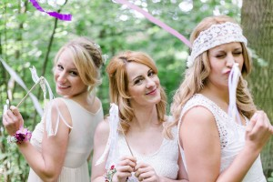Bridesmaids' Party Inspiration