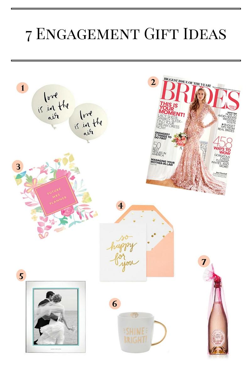 7 engagement gifts ideas_TrueBlu