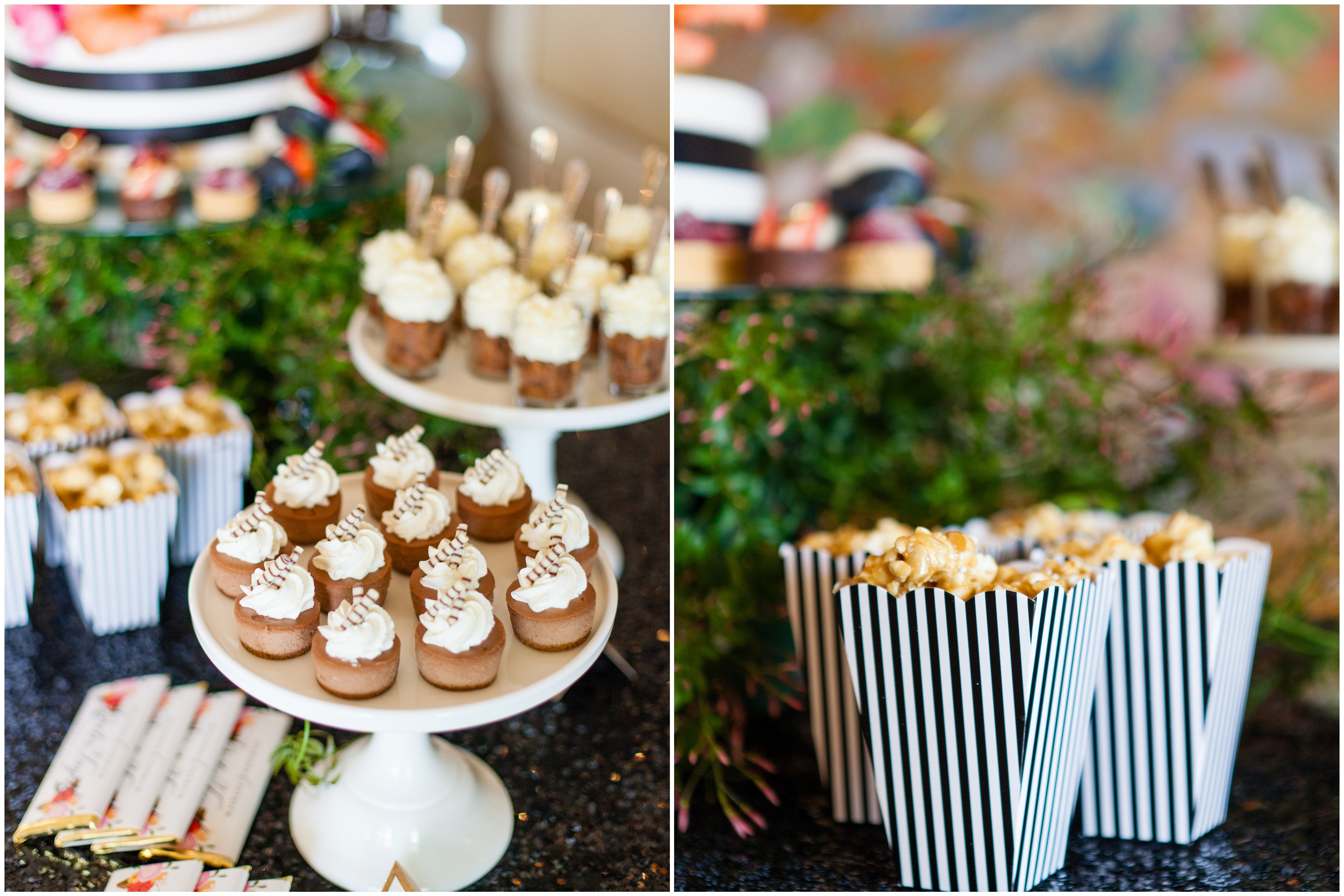 Madison's Kate Spade Bridal Shower Sweets