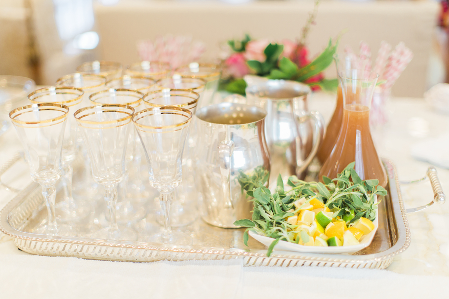 Garden Bridal Shower Tea Party captured by Michelle Able Photography
