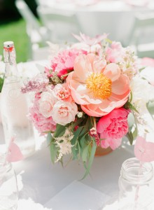 Bright + Cheery Spring Bridal Shower