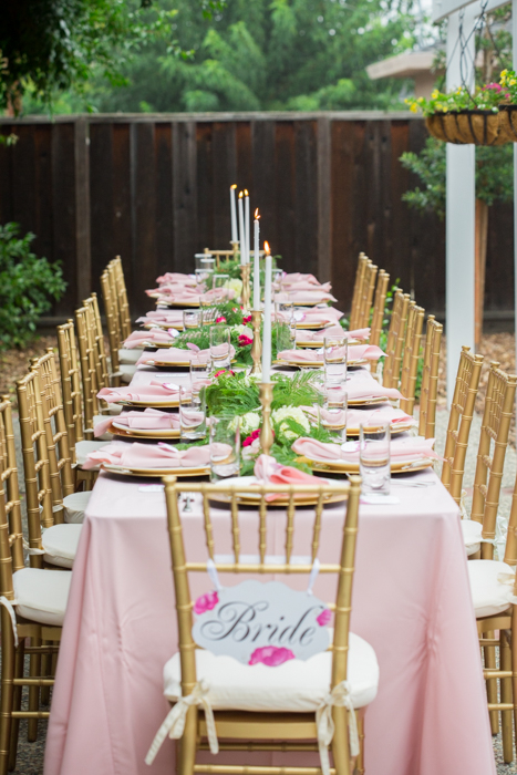 pink gold outdoor bridal shower trueblu bridesmaid resource for bridal shower and bachelorette party ideas mytrueblucom