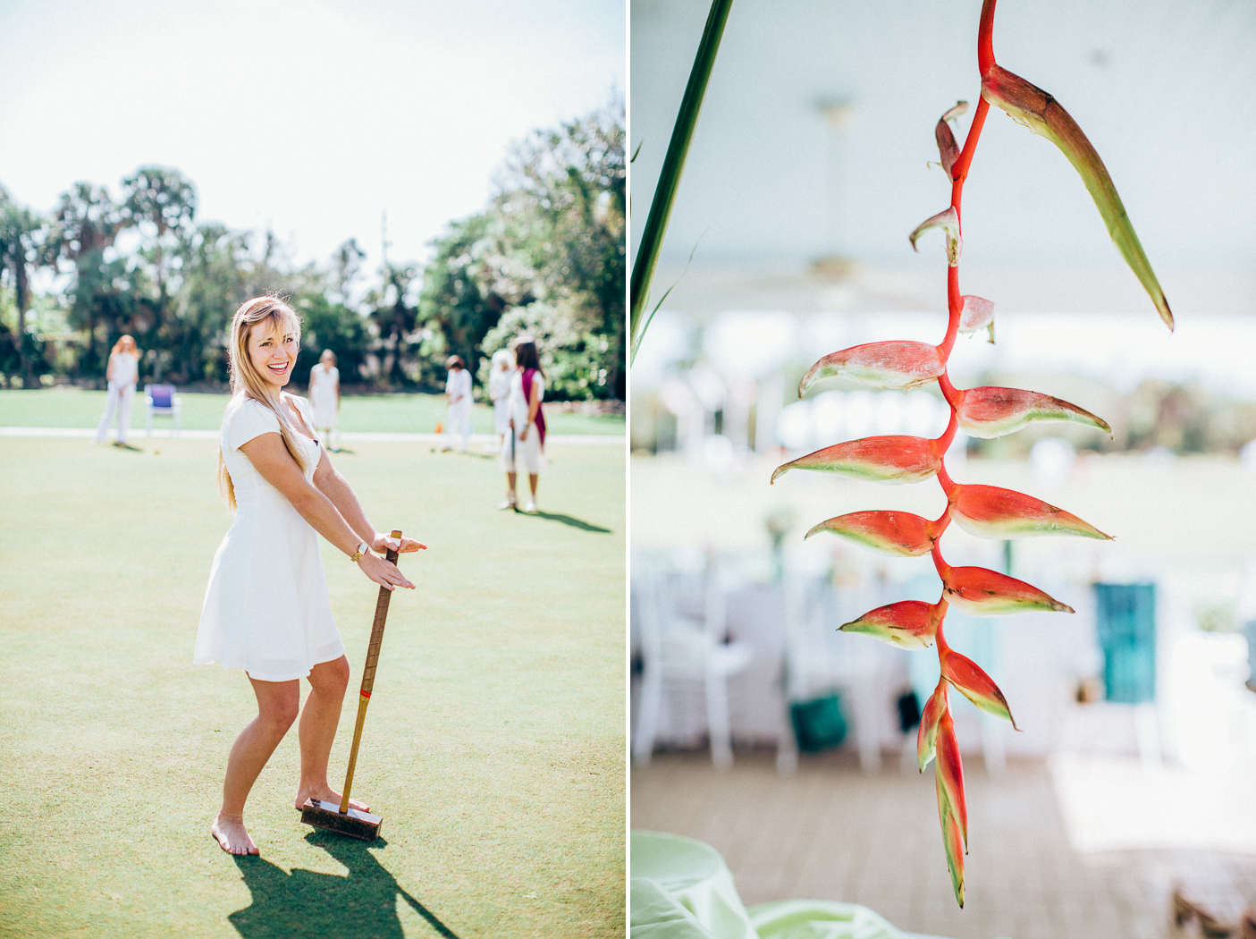 Croquet Bridal Shower Chelsea Erwin Photography