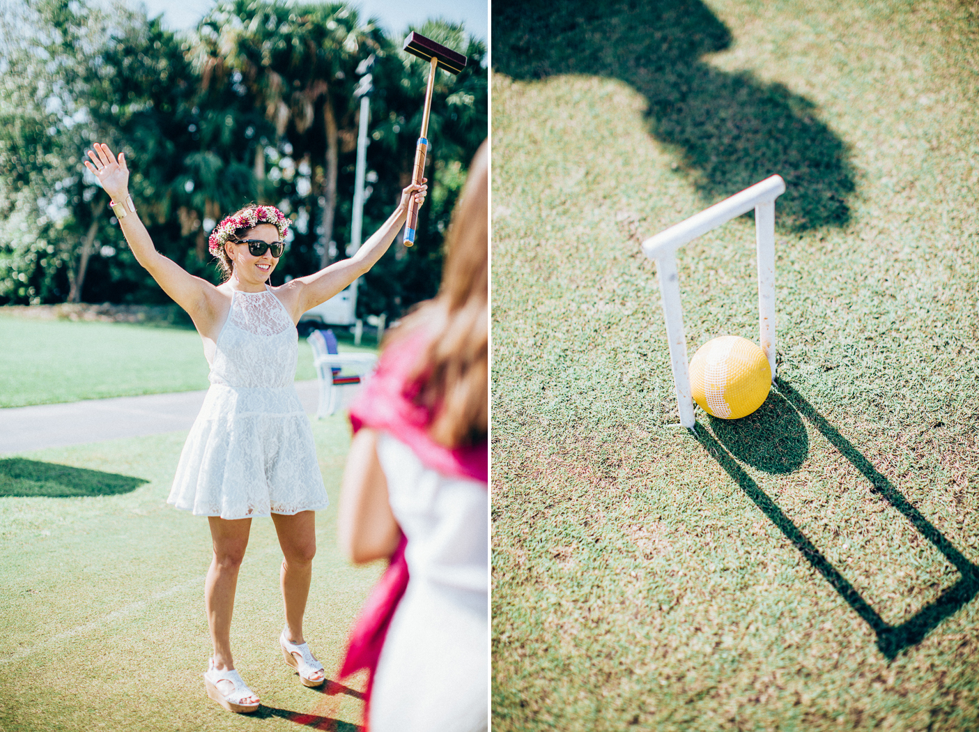 Croquet Bridal Shower Chelsea Erwin Photography 2
