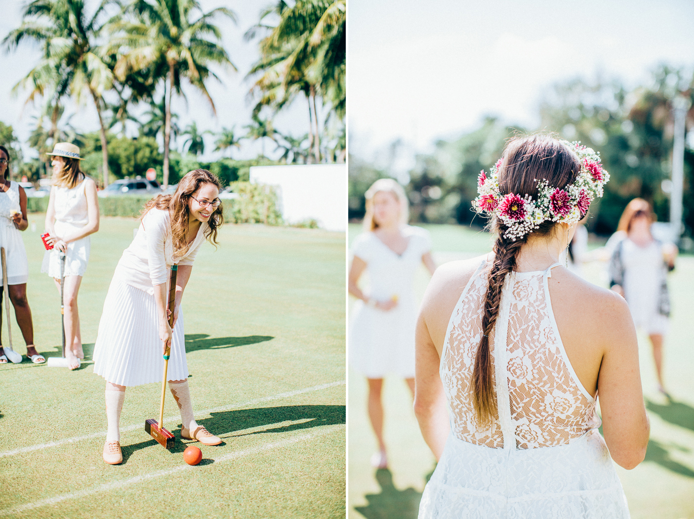 Croquet Bridal Shower | Chelsea Erwin Photography 2