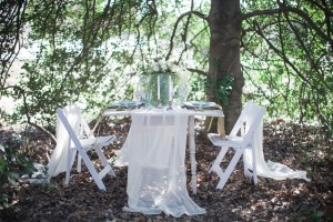 An Intimate Spring Table